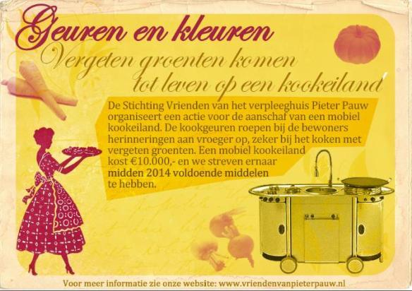 Flyer nieuwe actie mobiel kookeiland 2013-2014