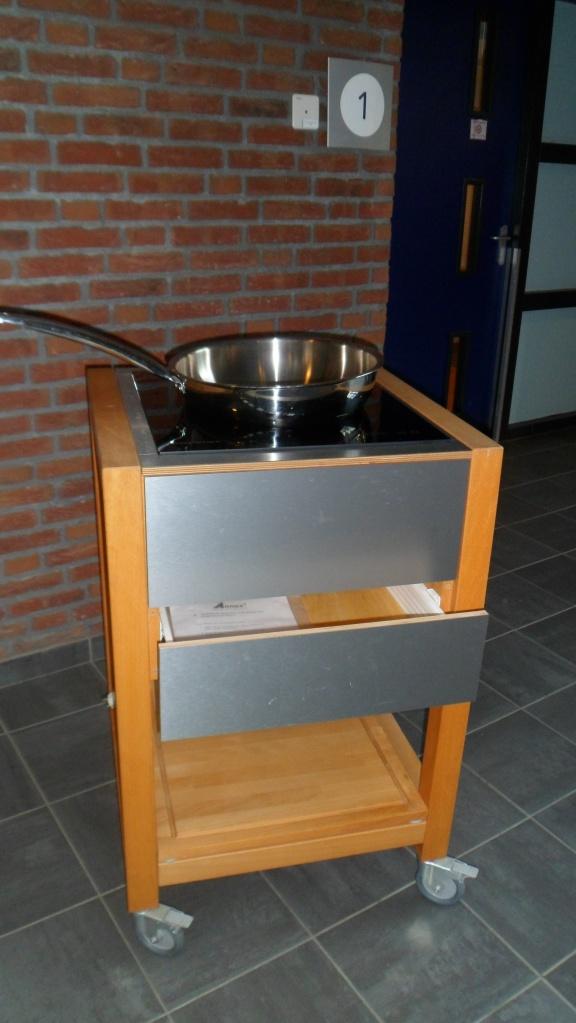 Elektrische wok anonieme gift